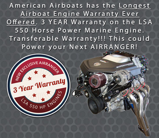 American Airboat Corp  | Commercial Grade Airboats