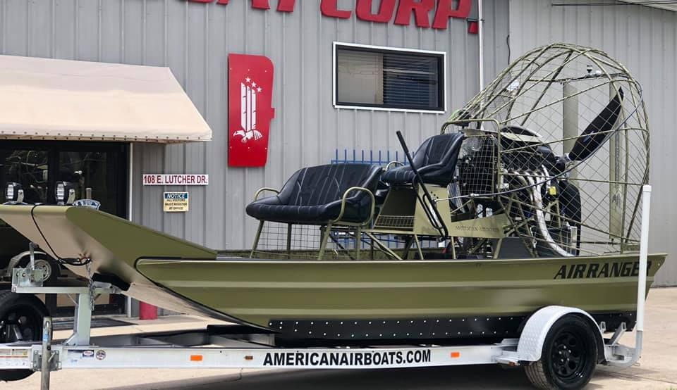 PRE-OWNED AIRBOATS | American Airboat Corp